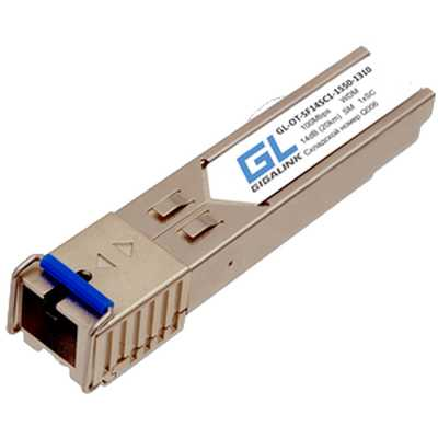 SFP Модуль GigaLink GL-OT-SF14SC1-1310-1550