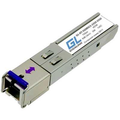 SFP Модуль GigaLink GL-OT-SG08SC1-1310-1550-D