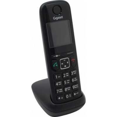 радиотелефон Gigaset AS690 HX Black