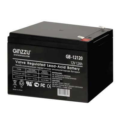 батарея для UPS Ginzzu GB-12120