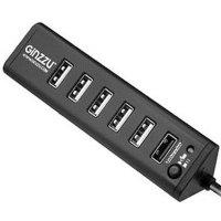Разветвитель USB Ginzzu GR-315UB