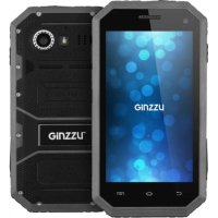 Смартфон Ginzzu RS81D Black
