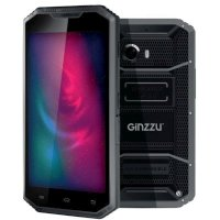 Смартфон Ginzzu RS96D Black