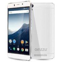 Смартфон Ginzzu S5002 White