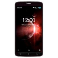Смартфон Ginzzu ST6120 Black