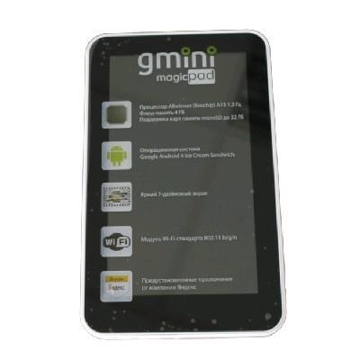 планшет Gmini MagicPad L703W White