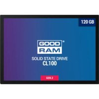 SSD диск GoodRAM CL100 120Gb SSDPR-CL100-120-G2