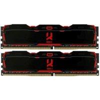Оперативная память GoodRAM Iridium X IR-X2666D464L16S/16GDC