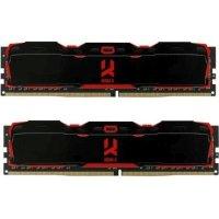 Оперативная память GoodRAM Iridium X IR-X3000D464L16S/16GDC