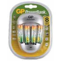 Аккумуляторные батарейки GP PB27GS270-2CR4