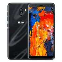 Смартфон Haier Alpha S5 Silk Black