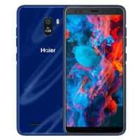 Смартфон Haier Alpha S5 Silk Blue