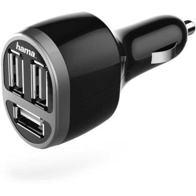 автомобильное зарядное устройство Hama H-173603