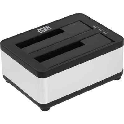 контейнер для жесткого диска AgeStar 3UBT8 Silver