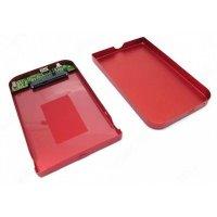 Контейнер для жесткого диска AgeStar SUB2O1 Red