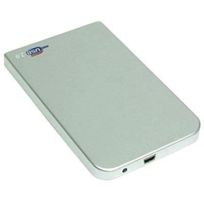 контейнер для жесткого диска AgeStar SUB2O1 Silver