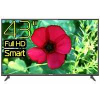 Телевизор Hartens HTS-43FHD03B-S2