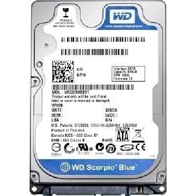 жесткий диск WD WD3200LPVX