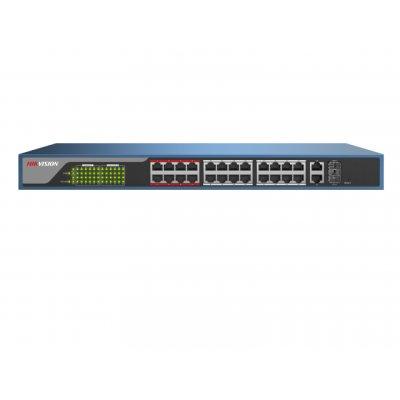 коммутатор HikVision DS-3E0326P-E-M-B