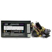 Блок питания Hiper 650W HPB-650RGB