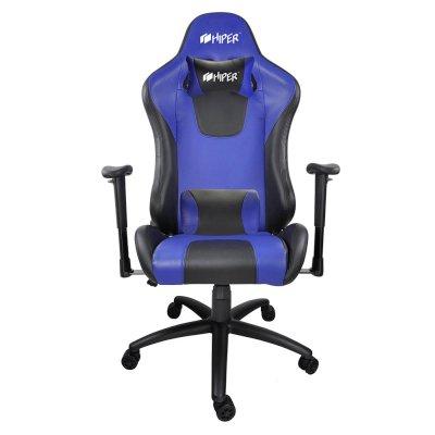 игровое кресло Hiper HGS-104 Black-Blue