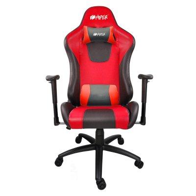 игровое кресло Hiper HGS-104 Black-Red