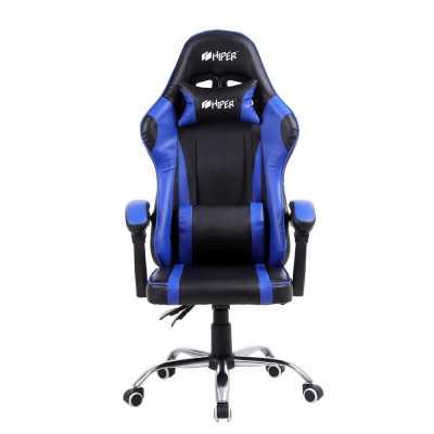 игровое кресло Hiper HGS-105 Black-Blue