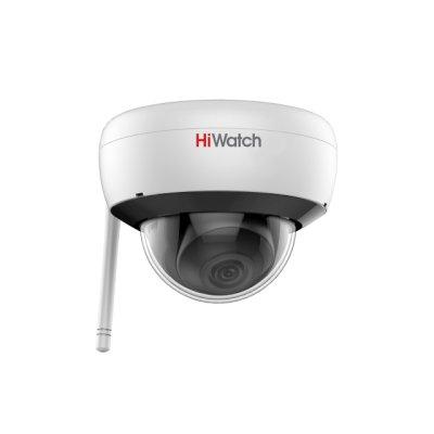 IP видеокамера HiWatch DS-I252W(B)-4MM