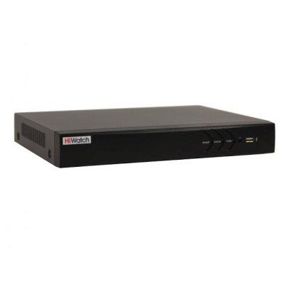 видеорегистратор HiWatch DS-N316/2P(B)
