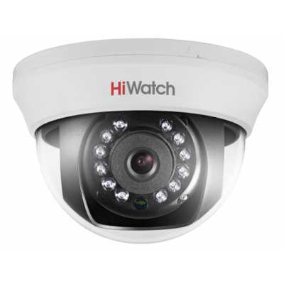 аналоговая видеокамера HiWatch DS-T101-6MM