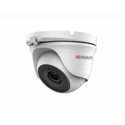 аналоговая видеокамера HiWatch DS-T203(B)-6MM