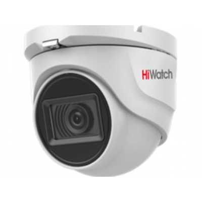 аналоговая видеокамера HiWatch DS-T203A-6MM
