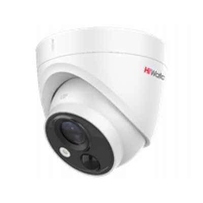 аналоговая видеокамера HiWatch DS-T213(B)-2.8MM