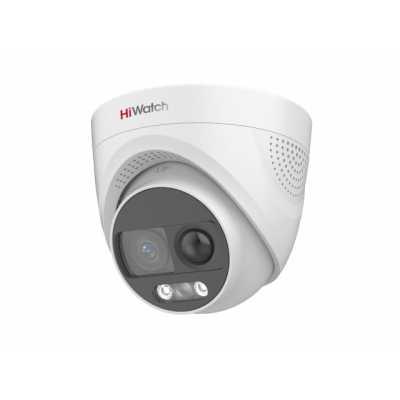 аналоговая видеокамера HiWatch DS-T213X-3.6MM