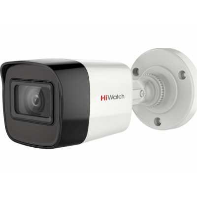 аналоговая видеокамера HiWatch DS-T500A-2.8MM