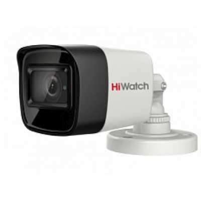 аналоговая видеокамера HiWatch DS-T800-2.8MM