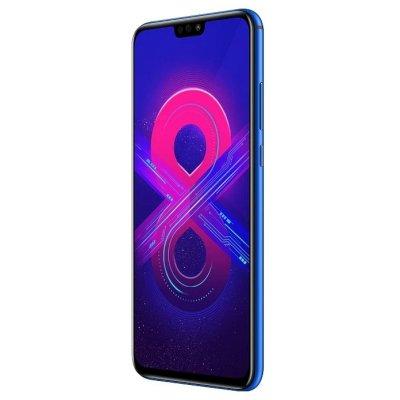 смартфон Honor 8X 4-128GB Blue