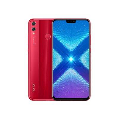 смартфон Honor 8X 4-64GB Red