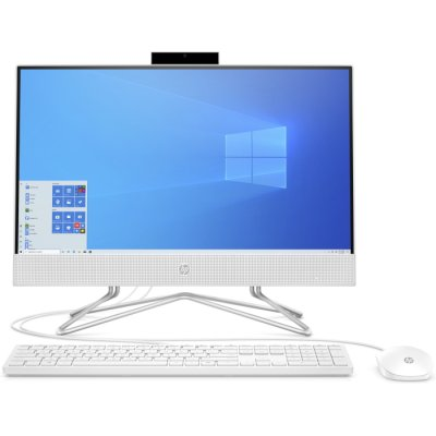 моноблок HP All-in-One 22-df0006ur