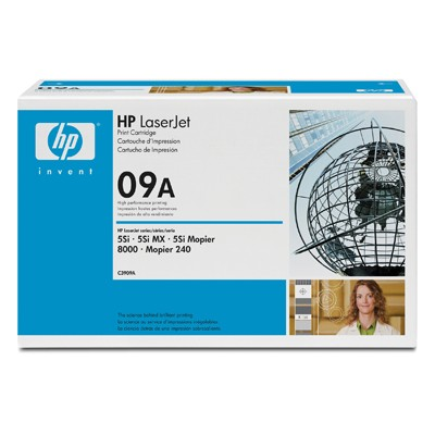 картридж HP C3909A