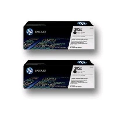 картридж HP CE410XD