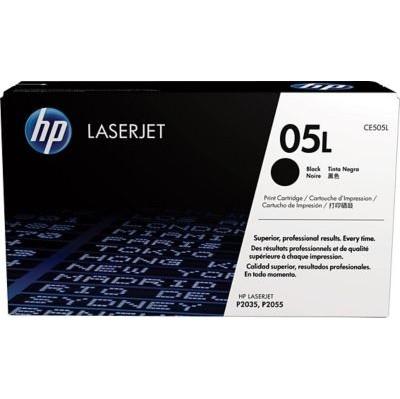 картридж HP CE505L