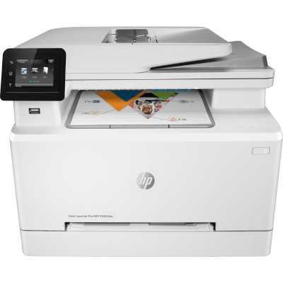 МФУ HP Color LaserJet Pro M283fdw