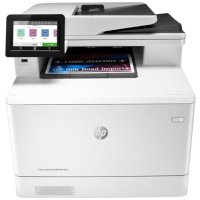 МФУ HP Color LaserJet Pro MFP M479fnw