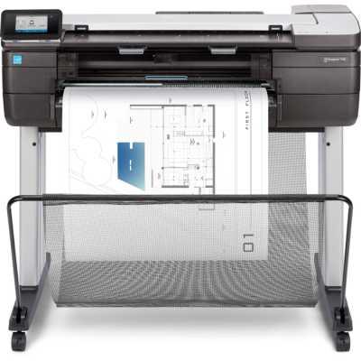 плоттер HP DesignJet T830 24 F9A28D