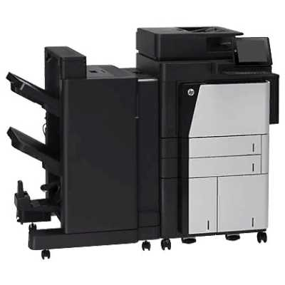 МФУ HP LaserJet Enterprise Flow M830z NFC