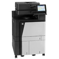 МФУ HP LaserJet Enterprise Flow M880z+ A2W76A