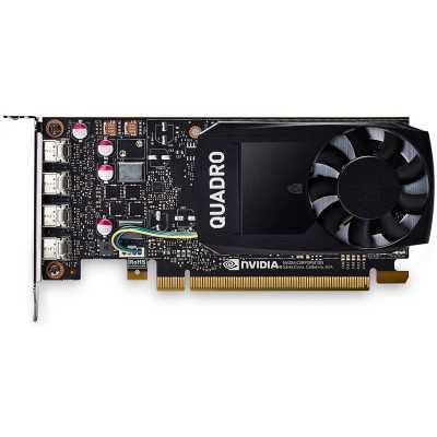 видеокарта HP nVidia Quadro P1000 4Gb 1ME01AA