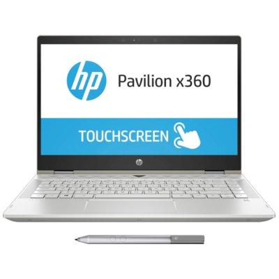 ноутбук HP Pavilion x360 14-cd0021ur