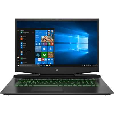 ноутбук HP Pavilion Gaming 17-cd1058ur